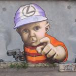 Graffiti in N.Novgorod, 2006 year