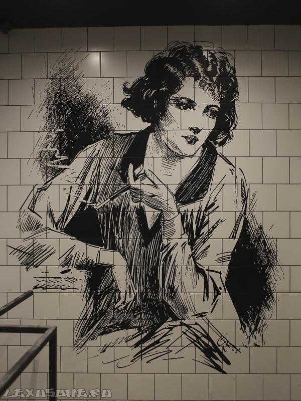 художественная роспись стен нижний новгород